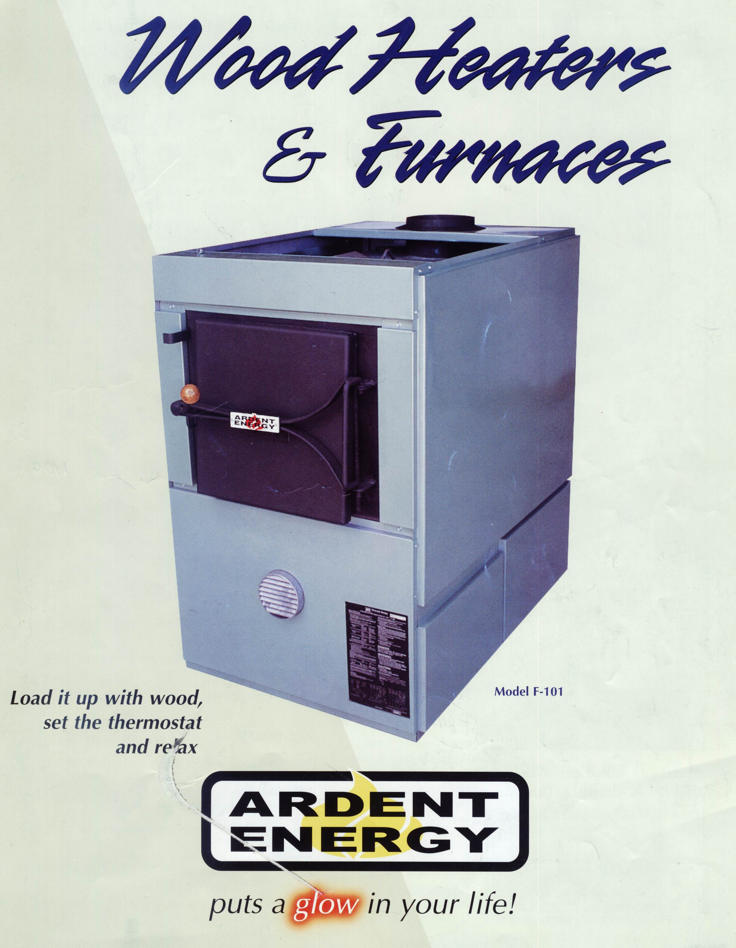 Fournaises aux bois ardent energy for Fournaise a bois exterieur